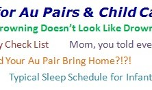 Top 5 Important Reads for Au Pairs & Child Care Providers