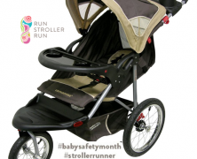 Baby Trend Jog Stroller Product Review