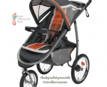 Graco Jog Stroller Product Review
