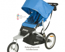 Joovy Jog Stroller Product Review