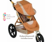 Kelty Jog Stroller Product Review
