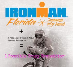 Ironman Florida crazy competitor