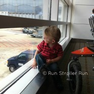Flying the Stroller Friendly Skies