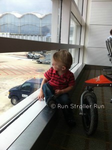 stroller friendly skies