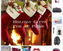50 Holiday Gifts for Au Pairs