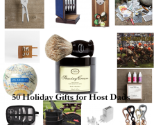 50 Holiday Gifts for Host Dads