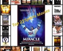 Top 25 Sports Movies
