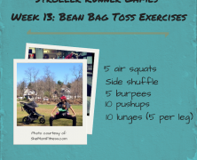 52 Weeks: #13 Bean Bag Toss