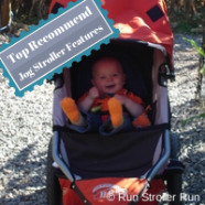 Top Recommeded Features When Buying a Jog Stroller