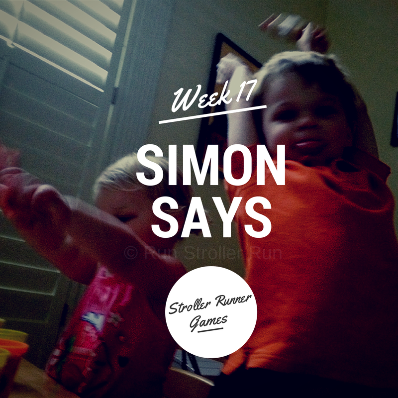 Week 17 Simon Says
